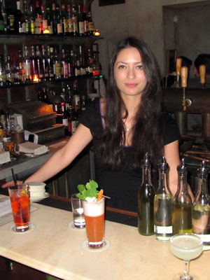 Woodhull New York bartending tutors