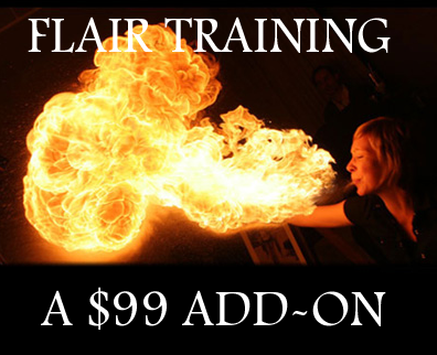 Get Flair Training @ $99 Addons